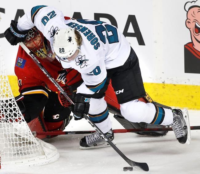 Hockey News - Evander Kane has two goals, assist as Sharks ...
